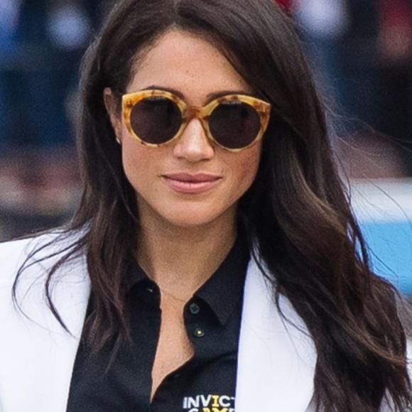 192f7e881 Illesteva Accessories | Palm Beach Amber Sunglasses Meghan Markl ...